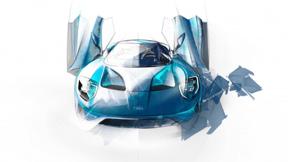 Ford-GT-sketch-Nicoghosian-01