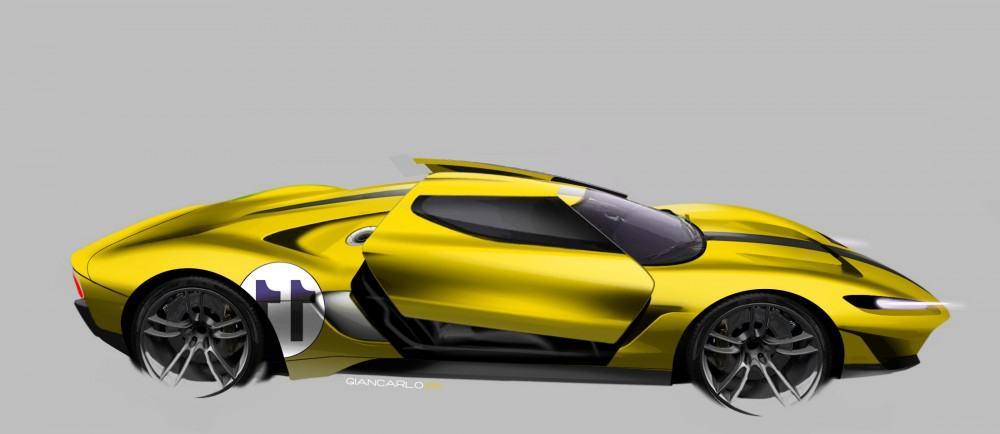 Ford-GT-sketch-Viganego-10