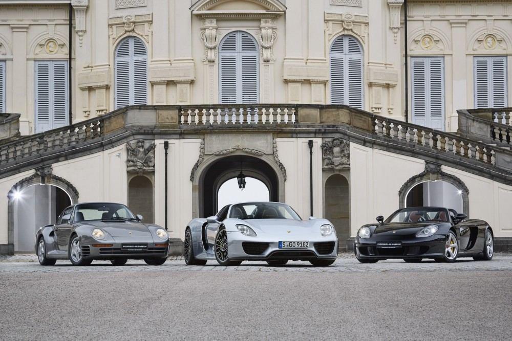 Porsche-959-918-Spyder-CarreraGT-1