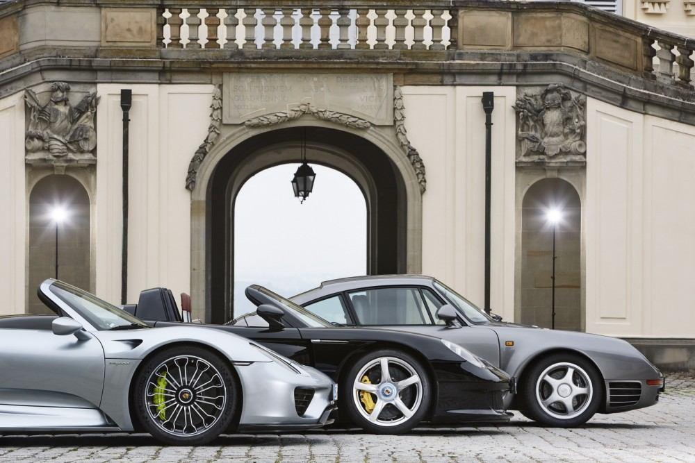 Porsche-959-918-Spyder-CarreraGT-3