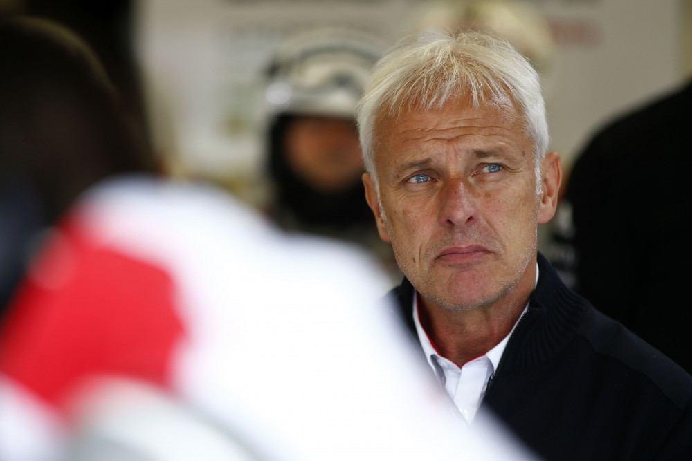 Matthias Mueller, Vorstandsvorsitzender Porsche AG