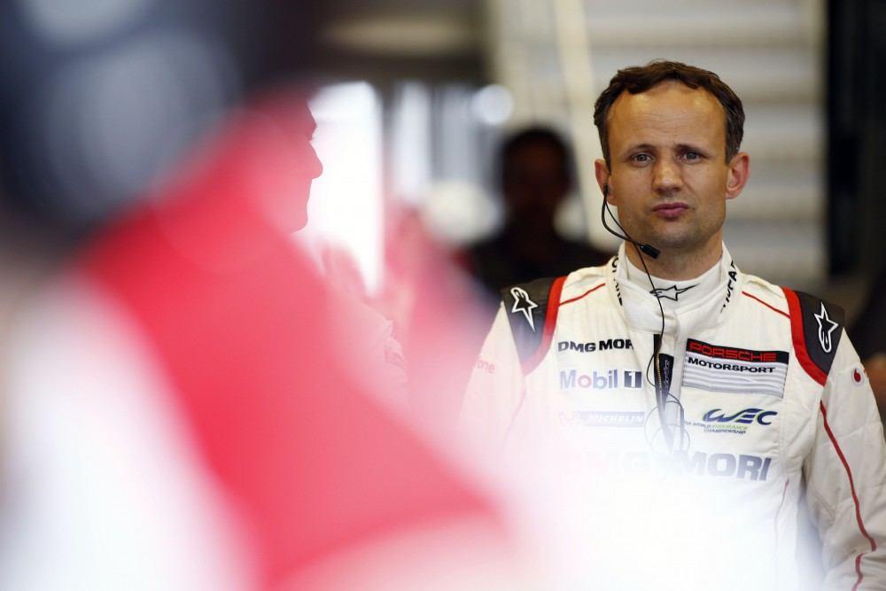 Alexander Hitzinger Technischer Direktor LMP1