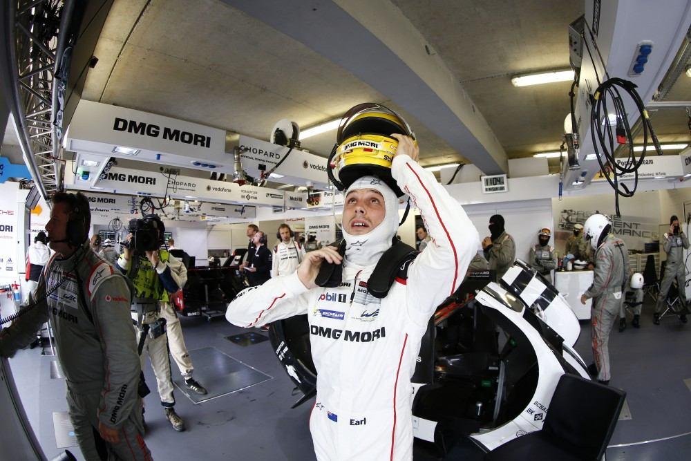 Porsche Team: Earl Bamber