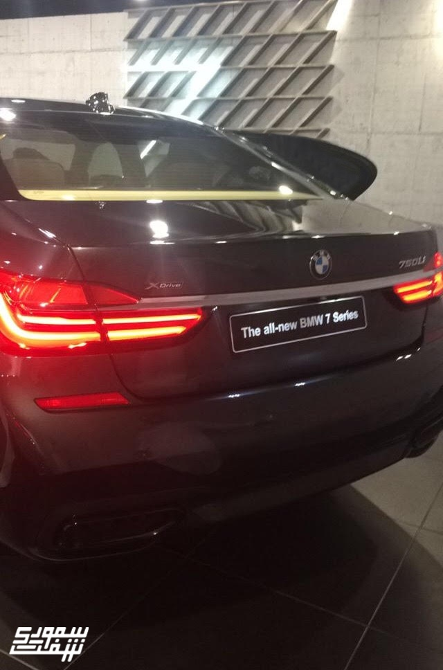 BMW 7 Series 2016 (1)