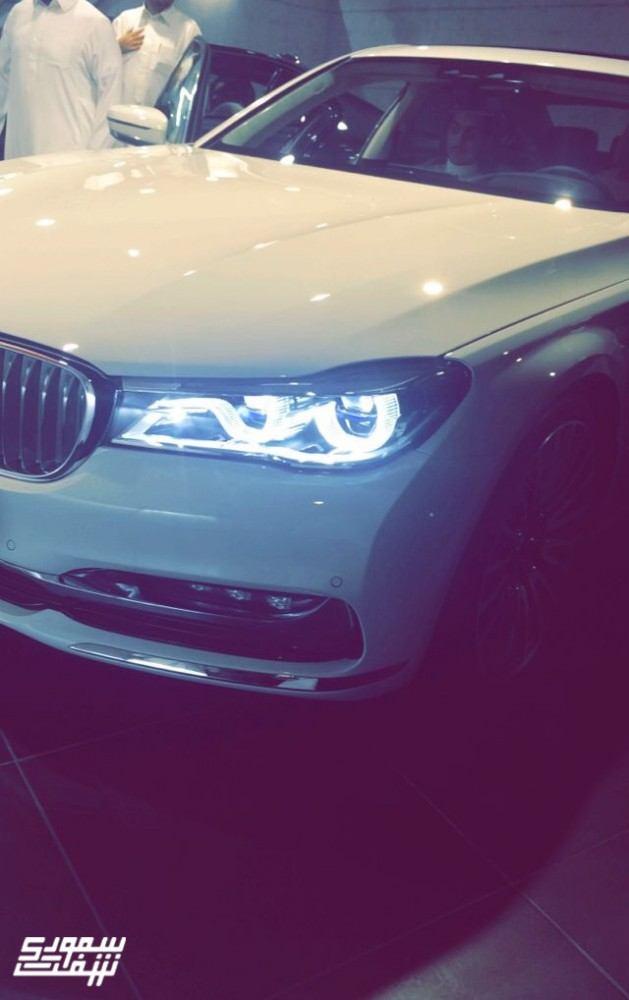 BMW 7 Series 2016 (7)