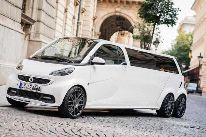 6 wheels smart 11
