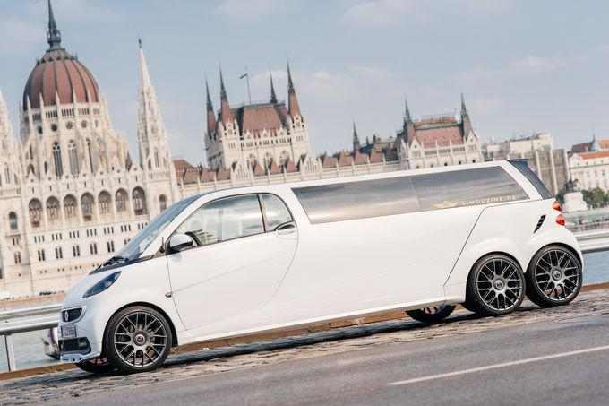 6 wheels smart 13