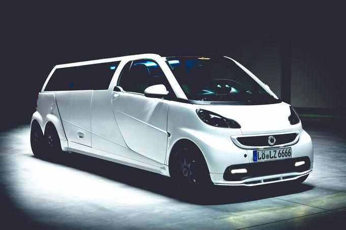 6 wheels smart 3
