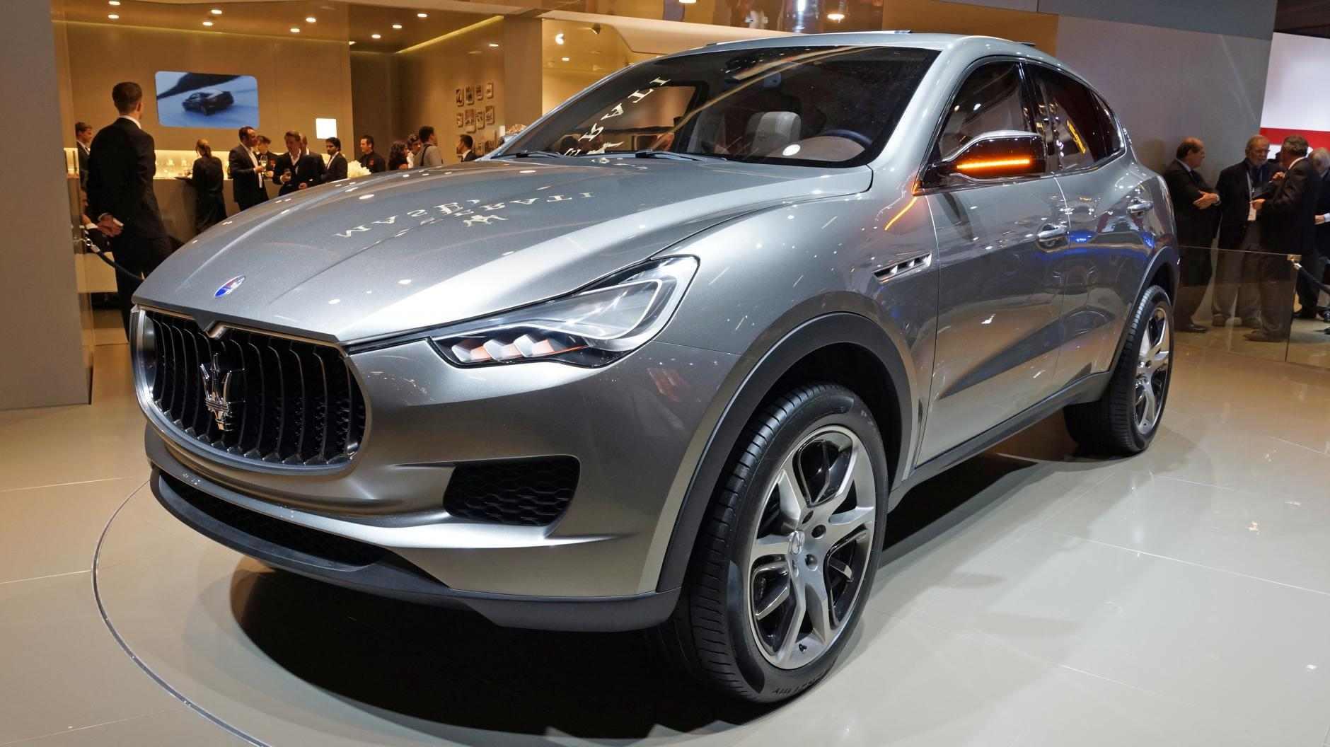 Maserati-Levante-SUV