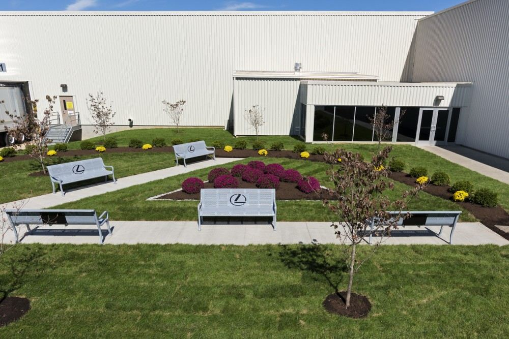 Lexus Plant in Georgetown, Kentucky, USAMonday October 5, 2015Photo by Helena Hau