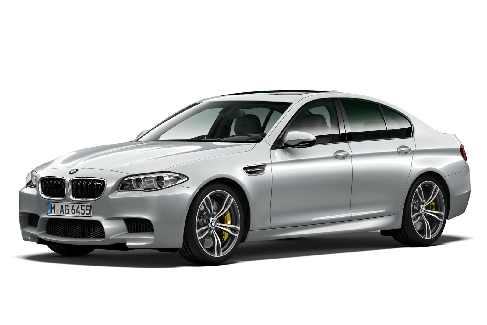BMW M5 Pure Metal Edition 1