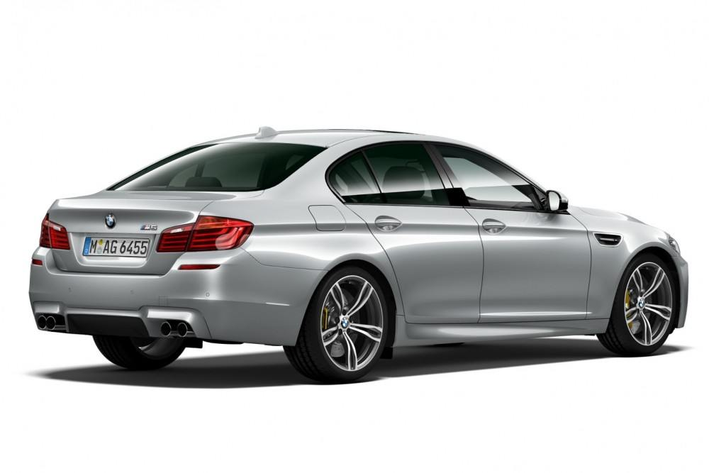 BMW M5 Pure Metal Edition 3