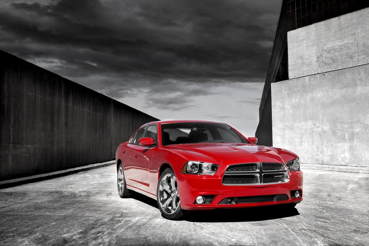 All-new 2011 Dodge Charger