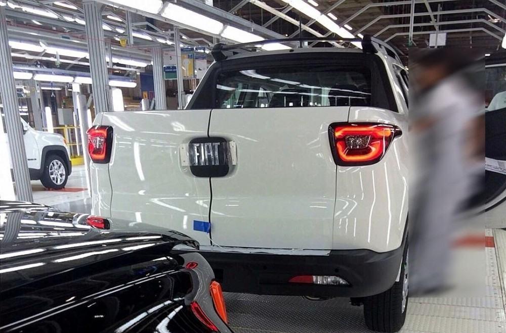 Fiat Toro Pick-up 2