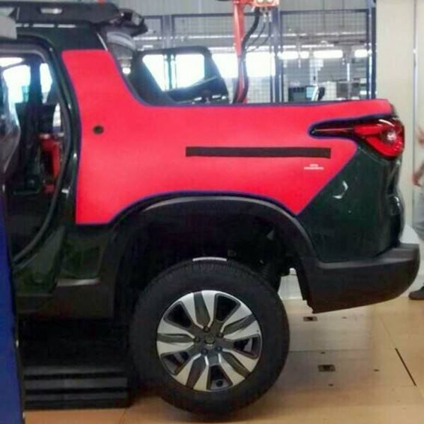 Fiat Toro Pick-up 5