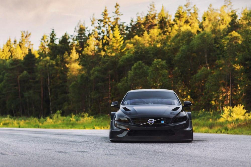 Volvo S60 Polestar for racing 2