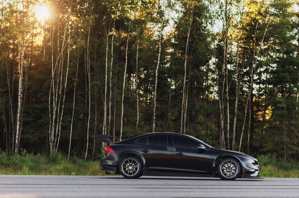 Volvo S60 Polestar for racing 3