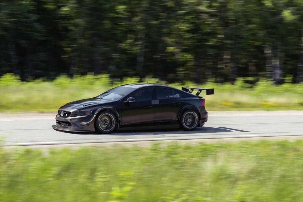 Volvo S60 Polestar for racing 5