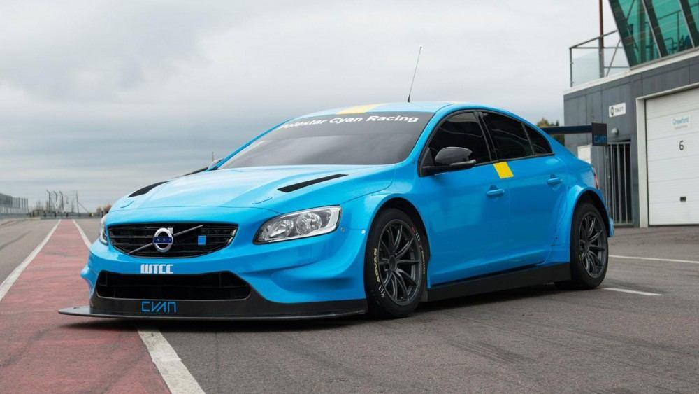 Volvo S60 Polestar for racing 9
