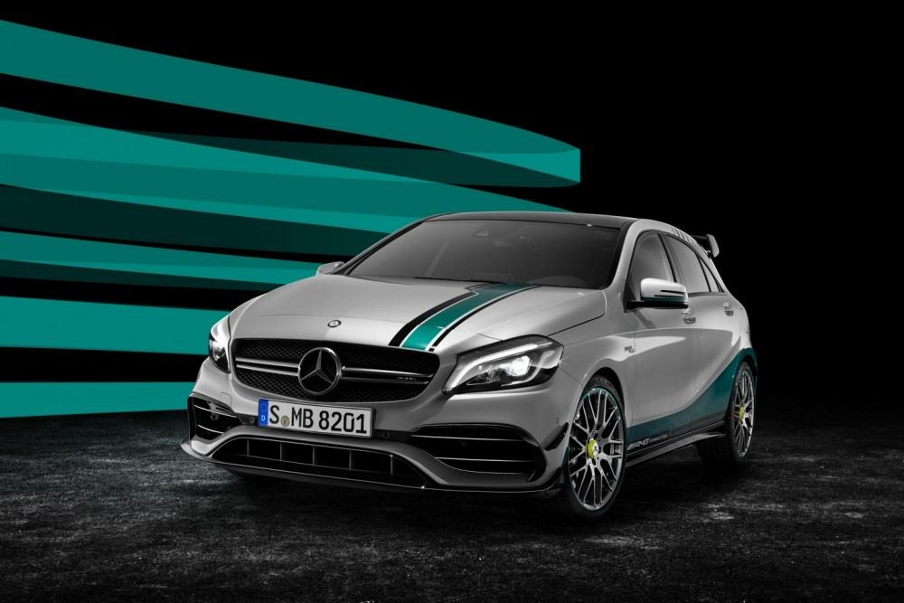 Mercedes-AMG A 45 4MATIC Champions Edition