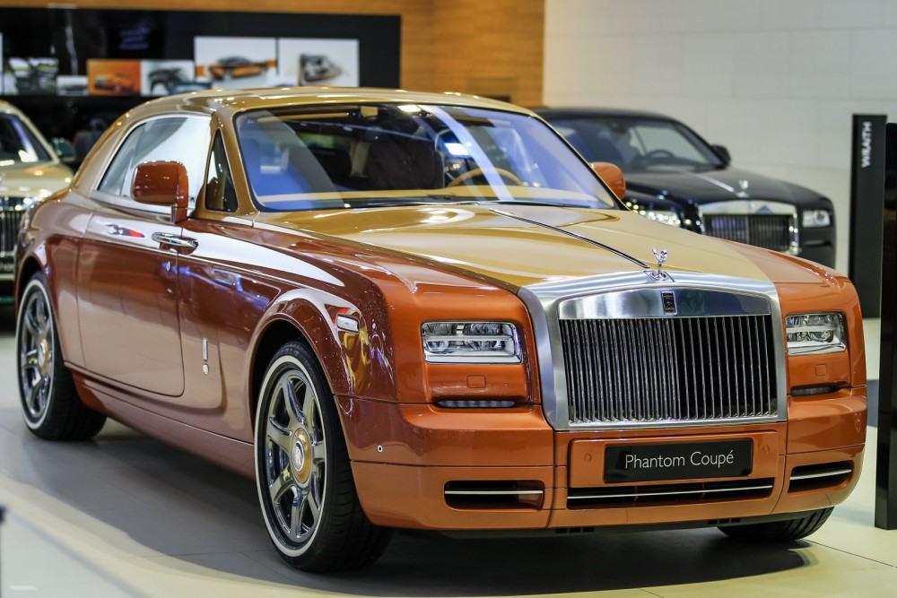 2015 Rolls-Royce Phantom Coupe Tiger Dubai 3