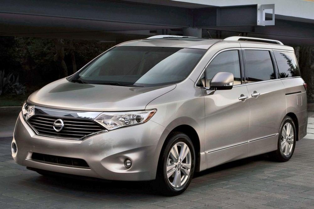 2015_Nissan_Quest_S_4dr_Minivan_35L_6cyl_CVT_4287420