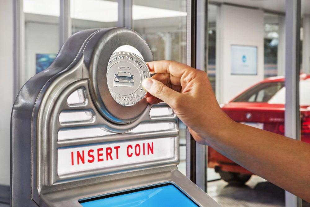 Carvana vending machine 6