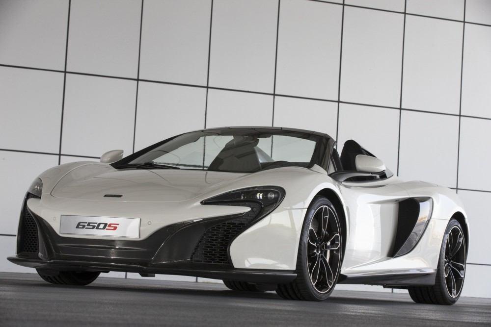 McLaren 650s Sahara - 01