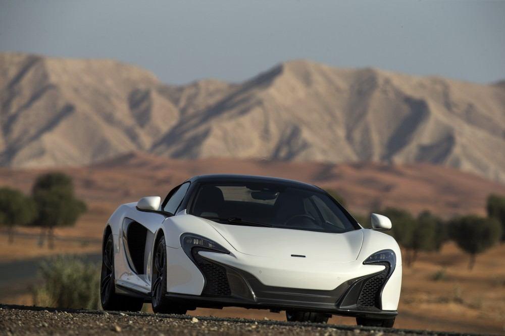McLaren 650s Sahara - 10