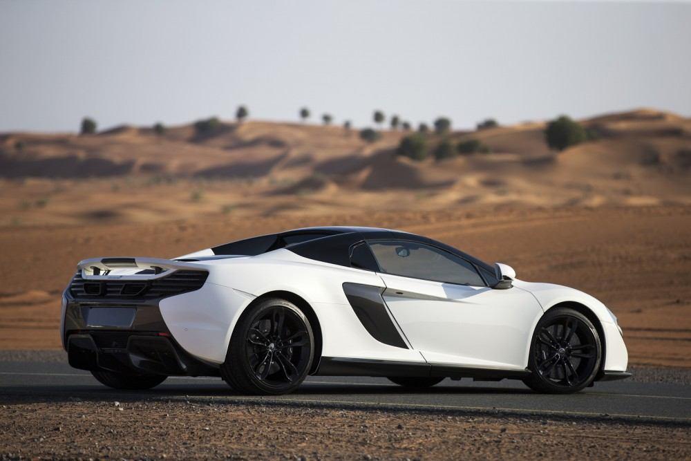 McLaren 650s Sahara - 11
