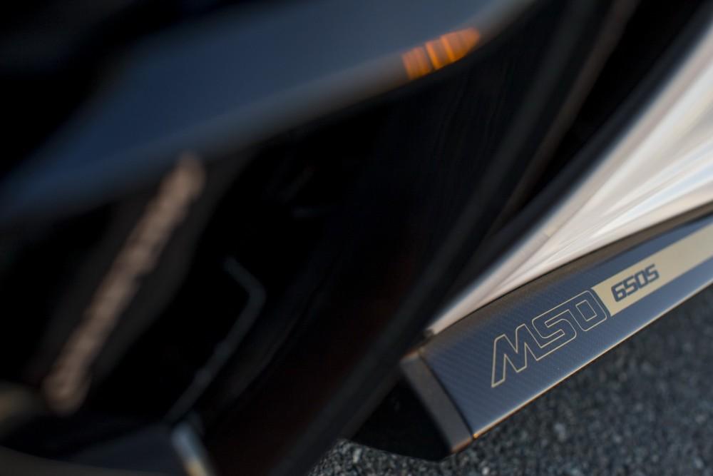 McLaren 650s Sahara - 12