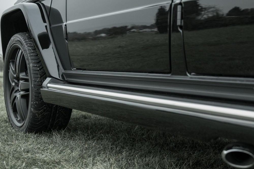 Mercedes-Benz G500 Lorinser 2