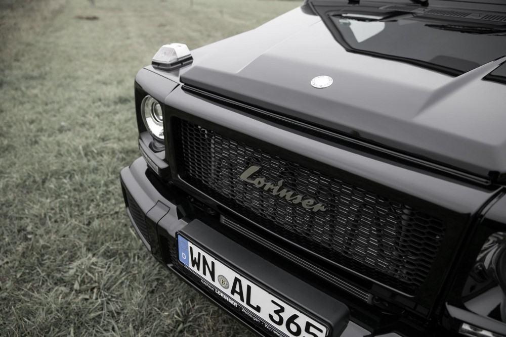 Mercedes-Benz G500 Lorinser 3