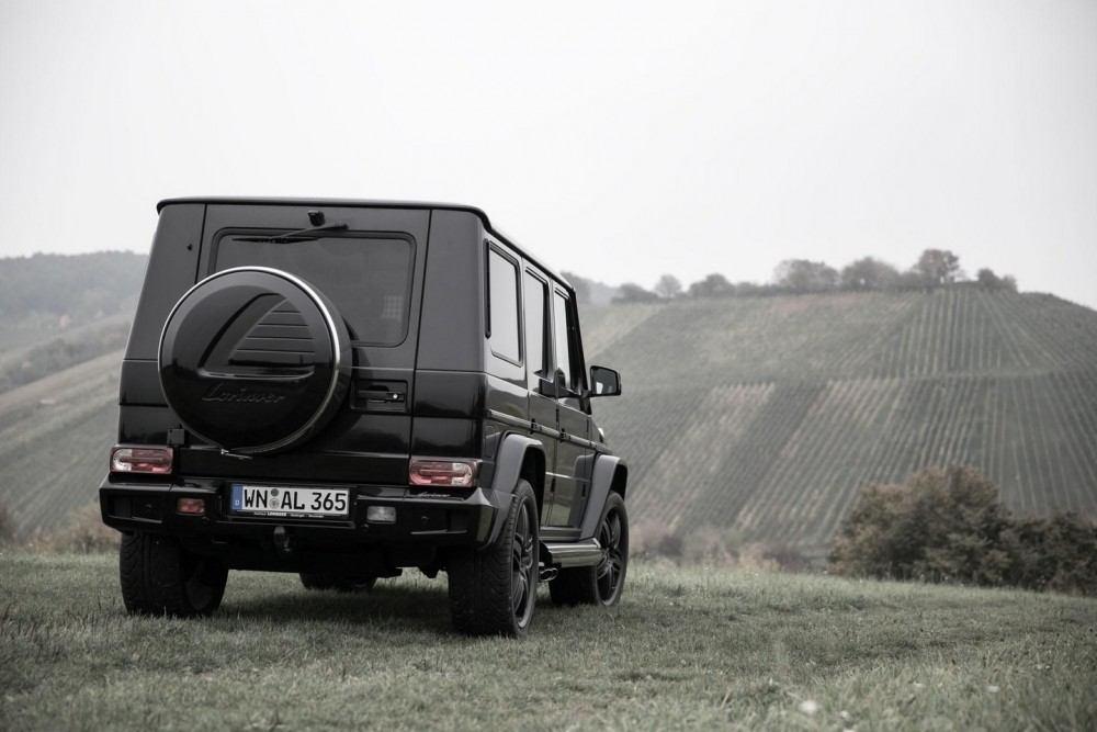 Mercedes-Benz G500 Lorinser 7