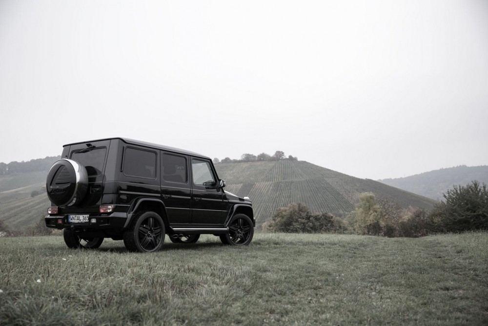 Mercedes-Benz G500 Lorinser 9