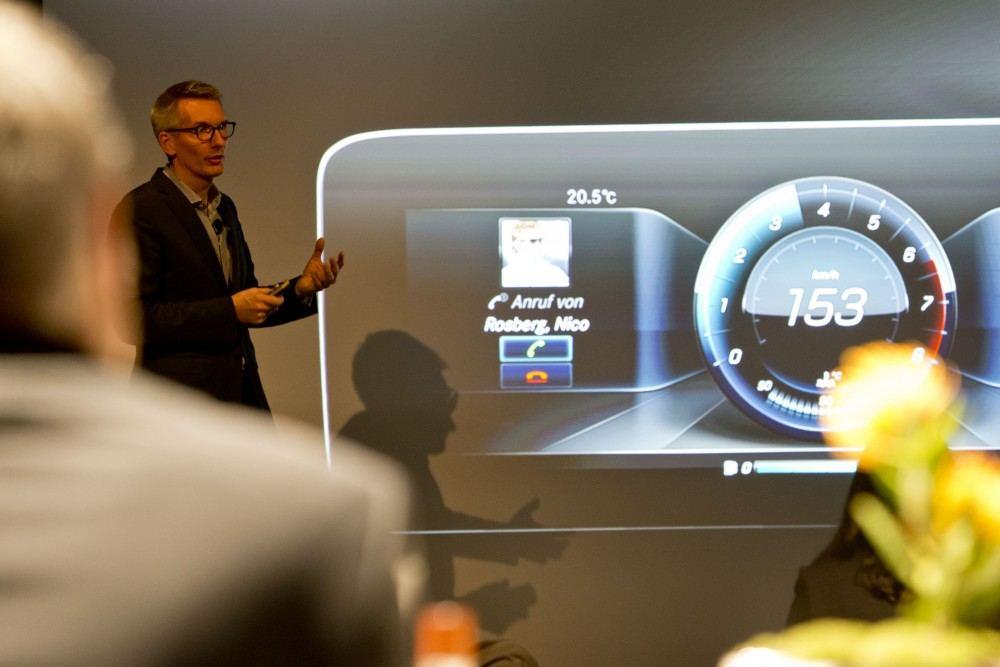 The new E-Class Design Insight, Sindelfingen 2015