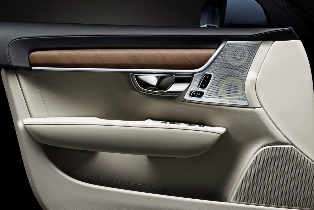Interior driver door Volvo S90