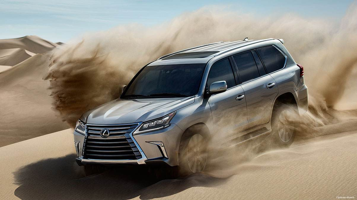 2016-Lexus-LX-570-Silver-Color-Wallpaper