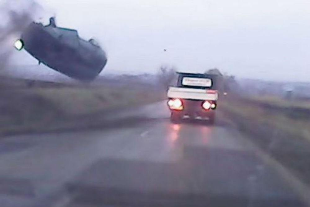 Dashcam-Reveals-Death-Was-Inches-Away
