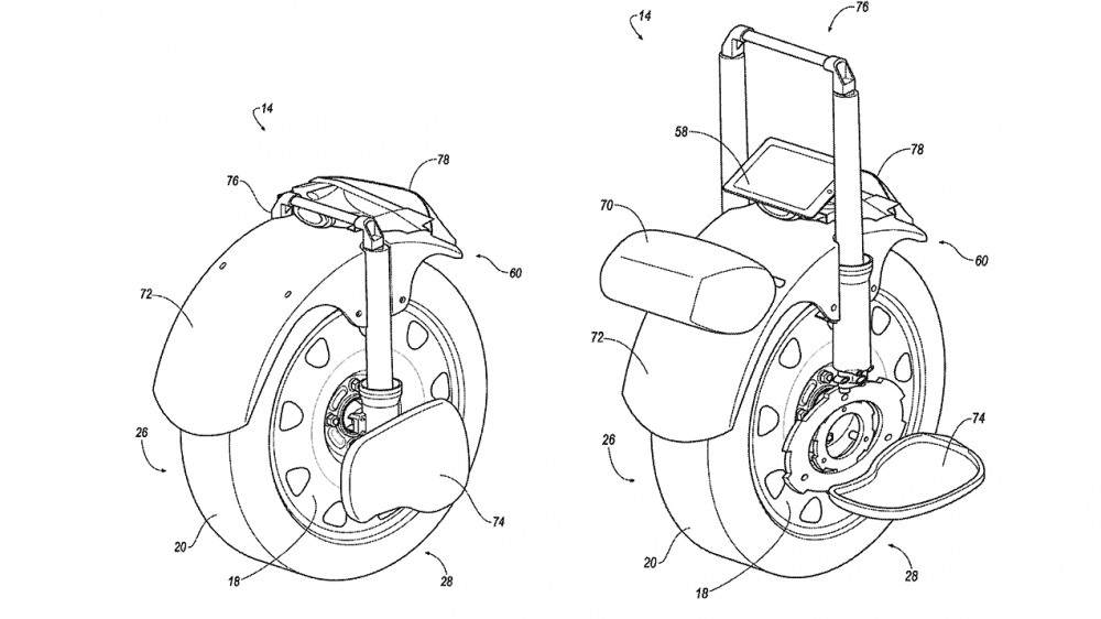 ford--unicycle-patent-image-2