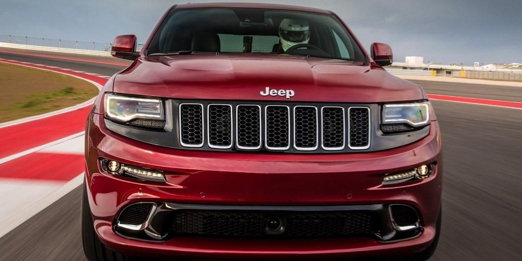 2016 Jeep Grand Cherokee Hellcat