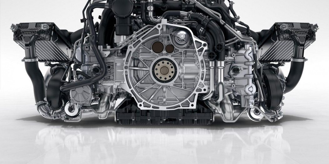 911-Flat-6-engine