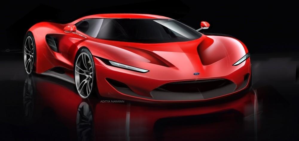 Ford-GT-sketch-Narayan-01