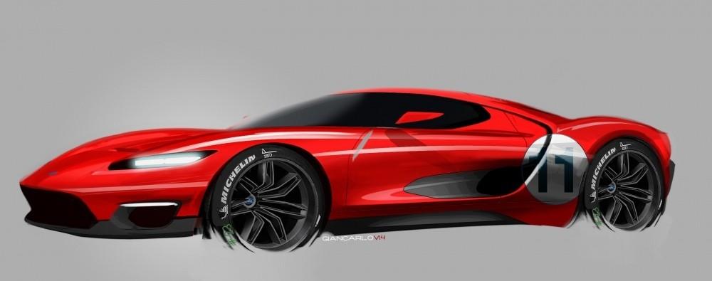 Ford-GT-sketch-Viganego-11