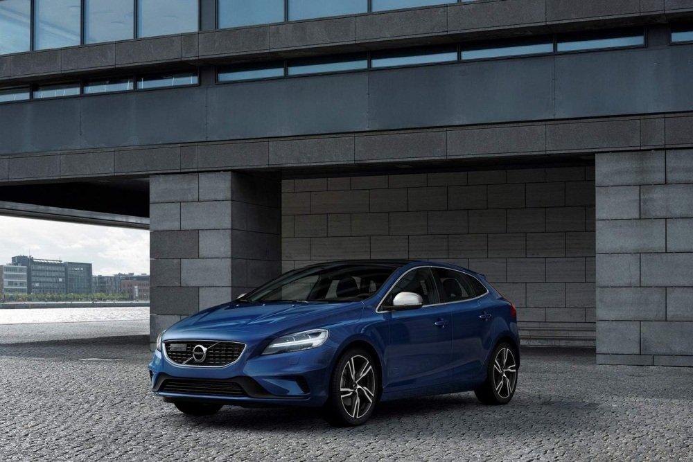 Volvo V40 T5 R-design Location 3/4 Front