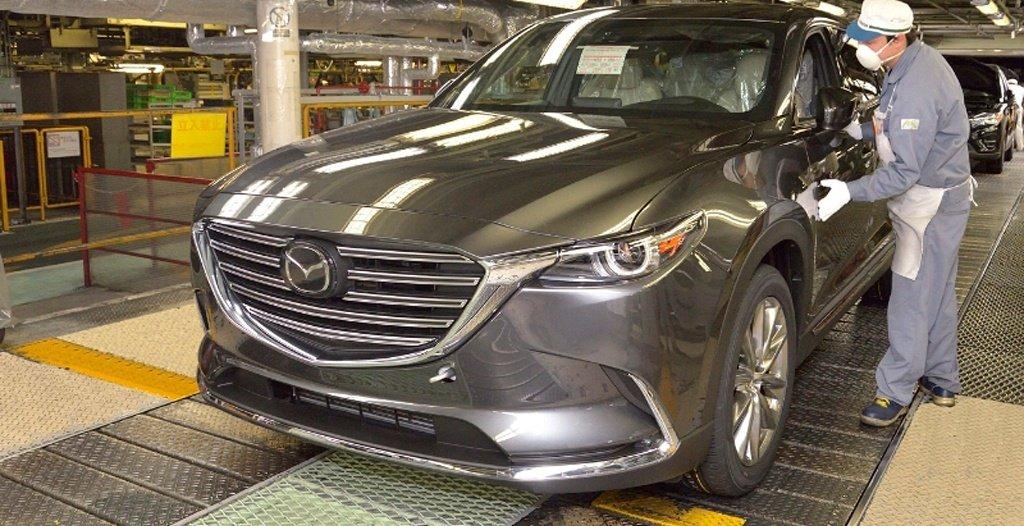 2016-Mazda-CX-9-assembly-line
