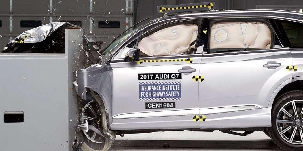 2017 Audi Q7 IIHS Rating 1