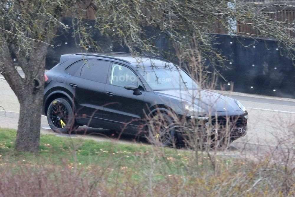 2018 Porsche Cayenne 1