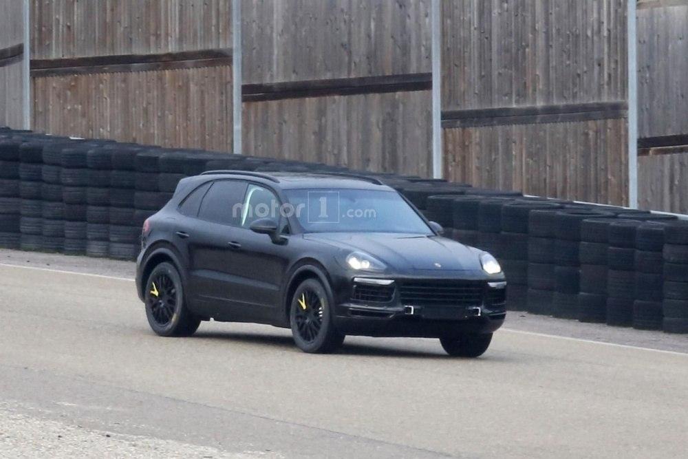 2018 Porsche Cayenne 16