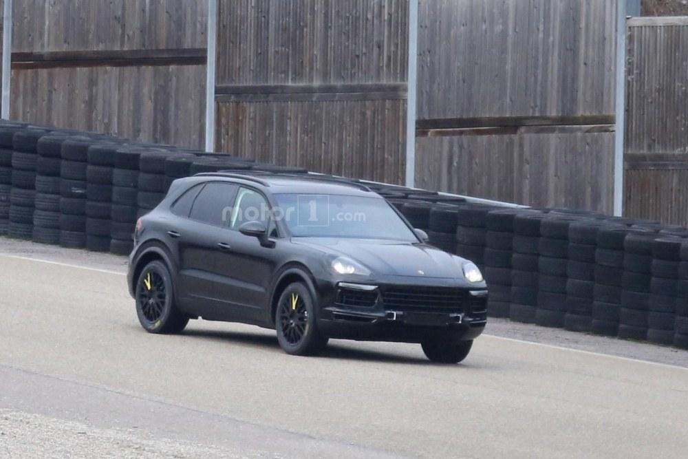 2018 Porsche Cayenne 17